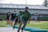 Pelham football returns to practice